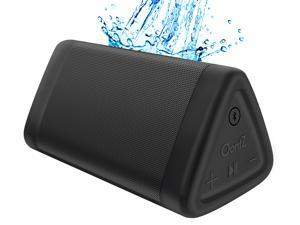OontZ Angle 3 Bluetooth Speaker IPX5 Water Resistant (Black) by Cambridge SoundWorks