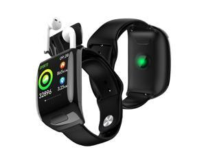 1.3-inch M8 SmartWatch Sport Tracker & TWS Earbuds - Universal Compatibility with Heart Rate, Blood Pressure/Oxygen (SPO2)