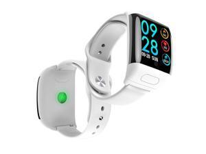 M8 1.3-inch BT 5.0 SmartWatch & TWS Earbuds + Pedometer + Heart Rate Monitor, Blood Pressure/Oxygen(SPO2)