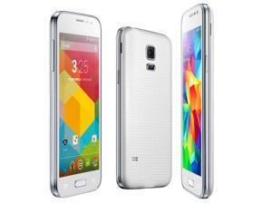 RCA M1 Unlocked Cell Phone, Dual SIM, 5MP Camera, Android 4 4, 1 3GHz  (White) - Newegg com