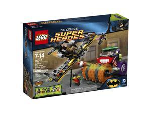 LEGO Superheroes 76013 Batman - The Joker Steam Roller