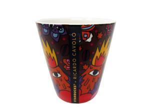 Starbucks Coffee Stories #2 Ricardo Cavolo 3oz Demi Mug