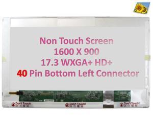 HP PAVILION NOTEBOOK 17-P121WM 17.3 WXGA++ laptop LED LCD screen New