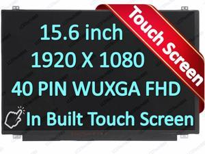 "New LP156WF7-SPN3 LP156WF7(SP)(N3)15.6"" LED LCD Touch Screen FHD 1080P Display"