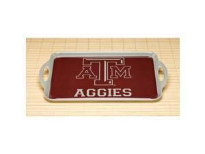 Bsi Products Inc Texas A&M Aggies Melamine Serving Tray Melamine Serving Tray