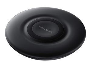 Samsung Wireless Charger Pad Fast Charge with Fan Cooling - Black