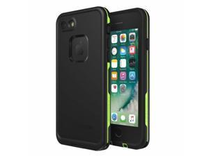 APPLE IPHONE 8/7 LIFEPROOF FRE CASE-NIGHT LITE (BLACK, LIME, BLACK)