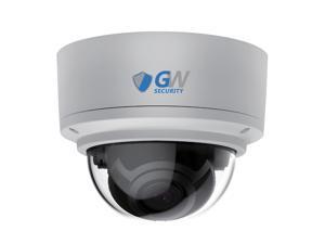 GW Security 8-Megapixel 4K (3840x2160) Sony CMOS 2.8-12mm Varifocal Zoom Outdoor Indoor Waterproof Onvif H.265 8MP Dome PoE IP Camera