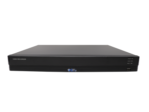 GW7816XVR 20 (16+4) Channel 5-in-1 4K XVR (DVR + NVR) Supports 16 BNC Inputs + 4 IP Camera Inputs, H.265 Smartphone View Supports Up to 8MP Camera, 5-in-1 Compatible with AHD, TVI, CVI, IP, Analog