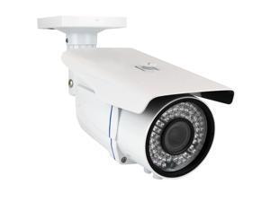 GW5080IP 2592 x 1920 Pixel 5MP HD 1920P Outdoor Network PoE (Power Over Ethernet) Security IP Camera, 2.8~12mm Varifocal Zoom Lens 180 Feet IR Distance - Compatible with Apps Danale & Blue Iris