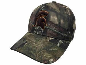 42a8a4dc89cac Michigan State Spartans TOW Mossy Oak Country Camouflage Memory Flexfit Hat  Cap
