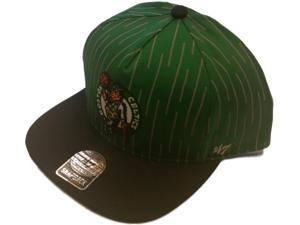 9583e4ad78e Boston Celtics 47 Brand Monsoon Green Gray Adjustable Snapback Hat Cap
