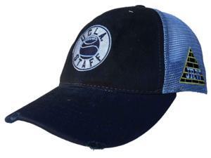 UCLA Bruins Retro Brand Navy Basketball Staff JRW ... 573da33d9916