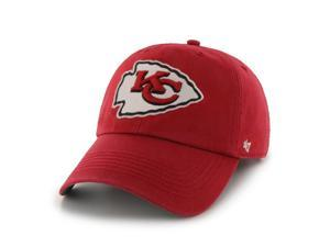 baa1ea0f17d Kansas City Chiefs 47 Brand Red Franchise Fitted Slouch Hat Cap ...