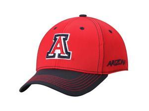 73153d73dd7 Arizona Wildcats TOW Red Krossover Two-Tone Memory FLEXFIT Hat ...