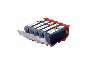 Canon PG-240XL/CL-241XL Ink Cartridge Black/Color 2Pack, 5206B020