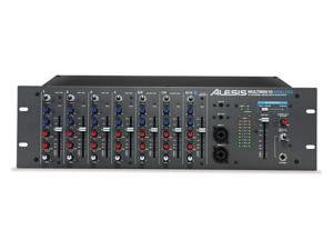 Alesis MM10W MultiMix 10 Wireless Rackmount 10-Channel Mixer