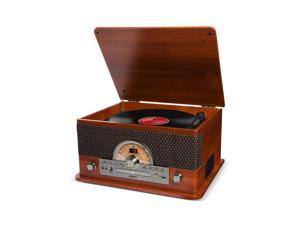 Ion Audio Superior LP 7-in-1 Music Center with Digital Conversion