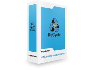 Propellerhead  400220010 Recycle 2.2 Total Sample and Loop Control Professional Edition