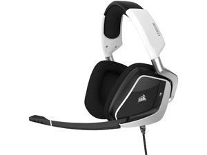 Corsair Void RGB Elite USB Premium Gaming Headset with 7.1 Surround Sound, White