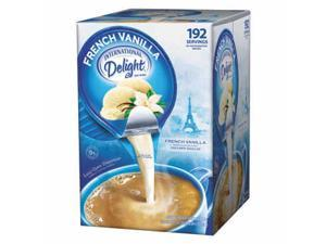 International Delight French Vanilla Liquid Creamer Portion Cups 192ct