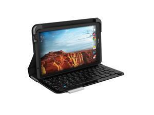 Logitech Type-V Ellipsis 8 Protective Case Integrated Bluetooth Keyboard Folio Thin & Light