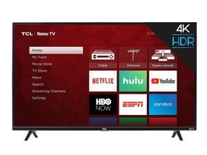 TCL 43S425 43 inch 4-Series 4K Roku Smart UHD TV
