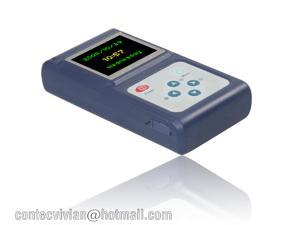 CONTEC CMS60D Veterinary Hand-Held Fingertip pulse Oximeter,Vet tongue/ear Probe +Free PC Software,Color LCD,for animal