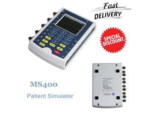 MS400 Touch color Screen Patient Simulator,Patient Monitor Accuracy test,Multi-parameter patient Simulation