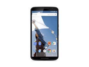 Motorola Nexus 6 XT1103 32GB 4G LTE Unlocked GSM Android v5.0 Smartphone - White