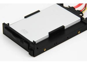 Agestar 2.5 USB3.0 SATA Mobile Rack, Used on the Front Slot, USB 3.0 HDD Enclosure, HDD External Mobile Rack