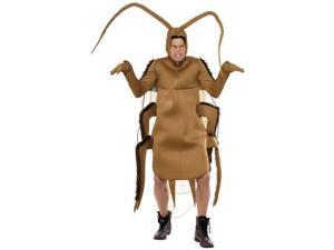 SMIFFY'S Adult Cockroach costume - one size fits all