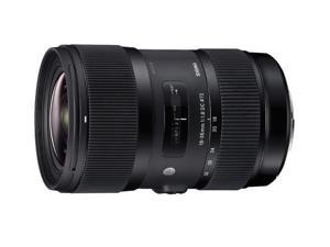SIGMA Art 18-35 mm f/1.8 DC HSM - Zoom lens