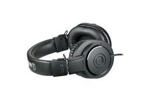 Audio Technica ATH-M20X Closed-Back Headphones