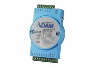 B Plus B Smartworx ADAM-6017-D 8-Channel Isolated Analog Input Modbus TCP Module with 2-Channel DO