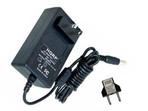 HQRP AC Power Adapter for Logitech Squeezebox Boom All-in-One Network Music Player Wi-Fi Internet Radio 930-000054 830-000030 993-000199 X-RB2 Power Supply Cord plus HQRP Euro Plug Adapter