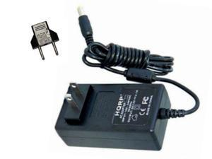 HQRP Universal AC Power Adapter / Power Supply Cord plus HQRP Euro Plug Adapter