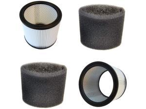 SS12-300A 2-Pack HQRP H12 Cartridge Filter for Shop-Vac SL16-575A SS11-450