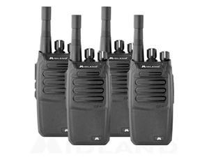 Midland BR200 Biztalk Business Band Radio with 16 Channels,4 Pk