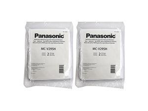 Genuine Vacuum Bag for Panasonic MCV295H (2-Pack)