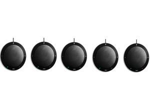 Jabra Speak 410-M Microsoft Optimized USB Speakerphone w/ External Ringer (5-Pack)