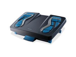 "Fellowes Inc. 8068001 Fellowes Energizer Foot Support - 6.50"" Adjustment - Tilt - 17.9"" x 13.3"" x 5.1"" - Blue, Gray, Charcoal"