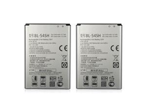 Replacement Battery 2500mAh for LG G3 S / Optimus F7 US Cellular Phone Models (2 Pk)