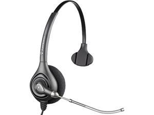 Plantronics SupraPlus HW251 Mono Over the Head Headset with AudioIQ Technology