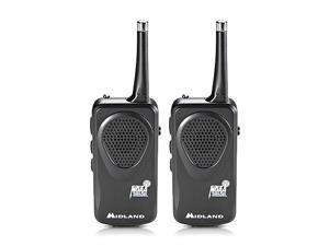 Midland HH50 Pocket Weather Alert Radio , 2 Pack