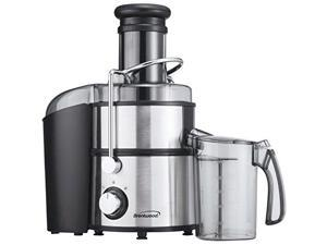 Brentwood JC-500 Appliances Juice Extractor, Silver
