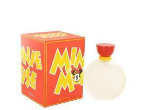 Minnie Mouse By Disney Eau De Toilette Spray 3.4 Oz