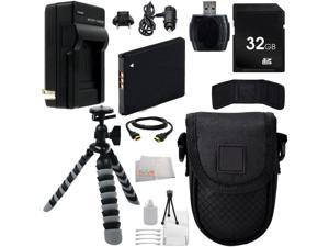 22PC Accessory Kit for Canon PowerShot Digital Cameras