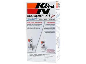 K&N Filters 99-6000 Cabin Filter Cleaning Care Kit