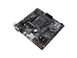 ASUS PRIME B450M-K AM4 AMD B450 SATA 6Gb/s USB 3.1 Micro ATX AMD Motherboard